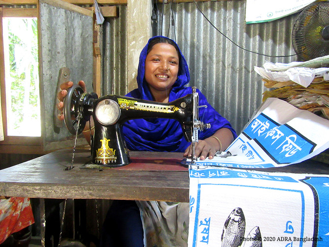 IGA Training Has Changed Rupali's Life