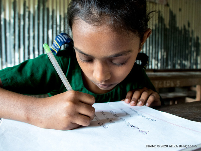Child Education in Bangladesh