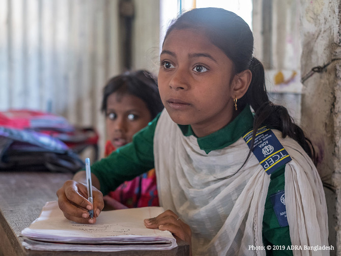 Primary Education in Bangladesh