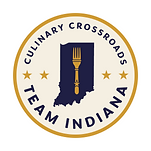 Culinary Crossroads Team Indiana Logo co