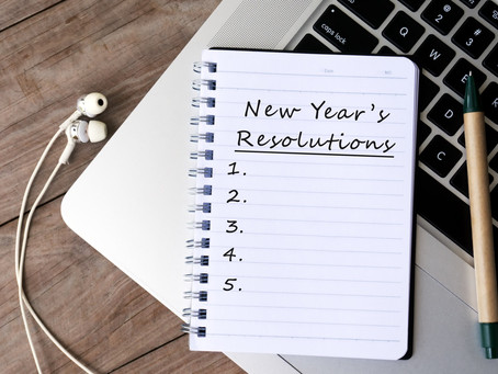 3 Tips for keeping your New Year Resolutions