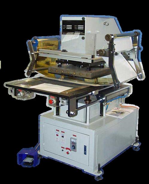 HG-UX20B : Presse à dorer, 435x400mm, semi automatique