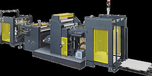 QG-NGA 880 : Pelliculeuse dry, 650x880mm, margeur & reception auto haute pile