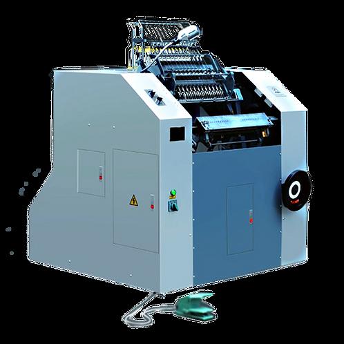 XG-DYT 460 : Couseuse cartérisée 460x370mm, normes CE, 12 aiguilles