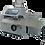 Thumbnail: LO-CYT 400 : Couseuse cartérisée 450x305mm, sécurisée, 11 aiguilles