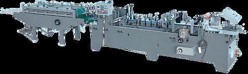 QG-UCIA 580A : Plieuse colleuse 600x700mm, un point de colle