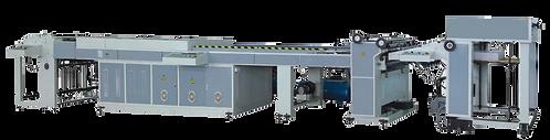 QG-HTTA1000 : Vernisseuse auto pleine page, sécheur IR, 950x650mm