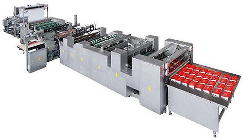 UESZM 930 : Ligne de fabrication de cahiers scolaire