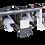 Thumbnail: HSG-FTIA4 : Ligne de fabrication de ramettes, couteau rotatif, 4 dérouleurs
