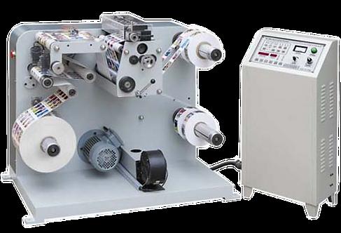 ZN-RG320 : Refendeuse de bobines d'étiquettes