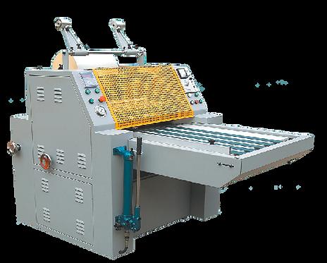 GG-NGEZ 920 : Pelliculeuse manuelle à chaud, pression hydraulique