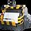 Thumbnail: MN 1600 : Platine portefeuille 1600x1250mm, Standard- Graissage centralisé