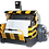 Thumbnail: MN 2500 : Platine portefeuille 2500x1400mm, Standard- Graissage central