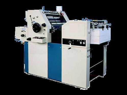 WI-OJX-500 : Presse offset Mono 50x36,5