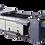 Thumbnail: QG-BWV-740A (UV+IR) : Vernisseuse pleine page, semi automatique, laize 740mm