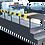 Thumbnail: DG-KGE1400C : Débobineuse coupeuse auto, lames rotatives, laize 1400mm