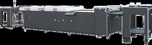 QG - ADHT-IR 740A : Vernisseuse auto pleine page, sécheur IR, 740x560mm