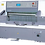 Thumbnail: GI-YZAR1370C : Massicot 137cm, affichage digital, table sans fente, chromée