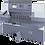 Thumbnail: HYE-LART 78A10 : Massicot 78cm, programme, autodiagnostic, table sans fente