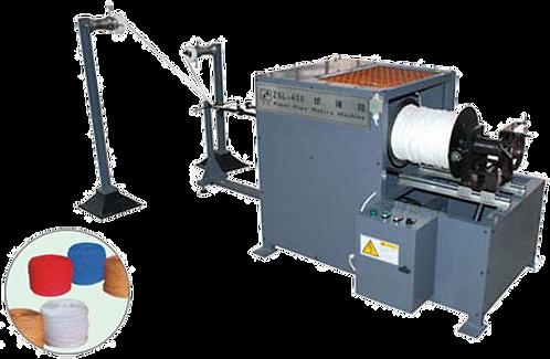 NJG-TMA400 : Machine pour fabrication du fil en papier pour poignées
