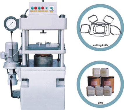 XDI-RN 550 : Presse hydraulique pour découpe