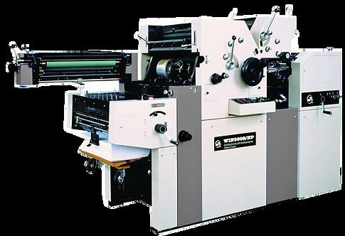 WI-OJX-500S-NP : Presse offset Mono 50x36,5 - 1+1 couleurs