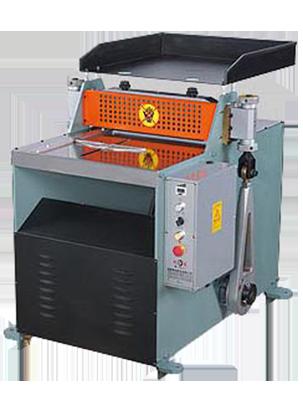 HCG-DI5TR : Raineuse manuelle pour carton & PVC