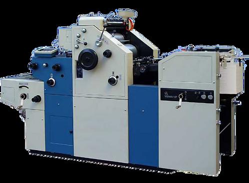 WI-OJX-450NP : Presse offset Mono 34x45