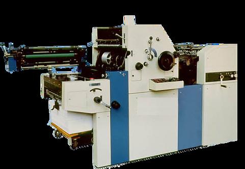 WI-OJX-500NP : Presse offset Mono 50x36,5