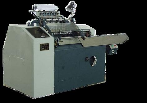 LO-CYT 430 : Couseuse cartérisée 430x210mm, normes CE, 8 aiguilles