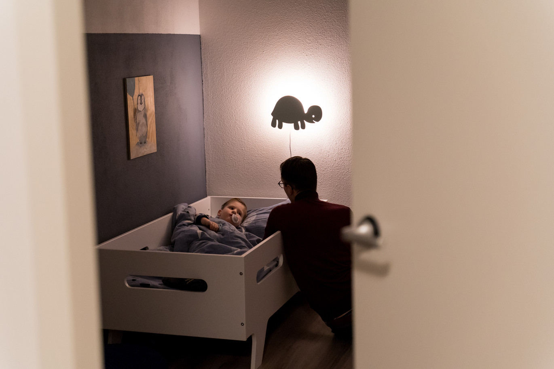 bedtime toddler