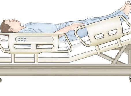 Trendelenburg - Devemos utilizar no manejo da hipotensão ?
