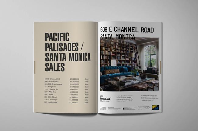 Pacific Palisades/Santa Monica 1/2