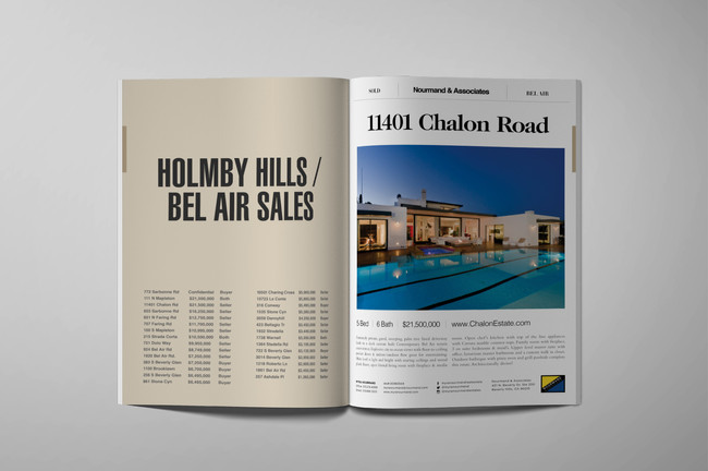 Holmby Hills/Bel Air 1/2