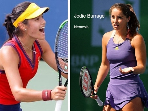 How to beat a Slam Winner.. Ask Jodie