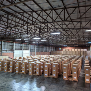 Storage and Shipping
