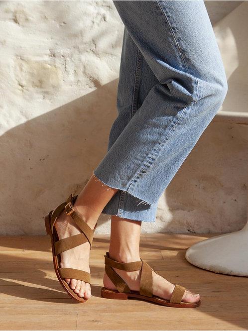 Sandales n°202 écorce
