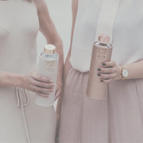 Aqua bottle mismatch cuivre