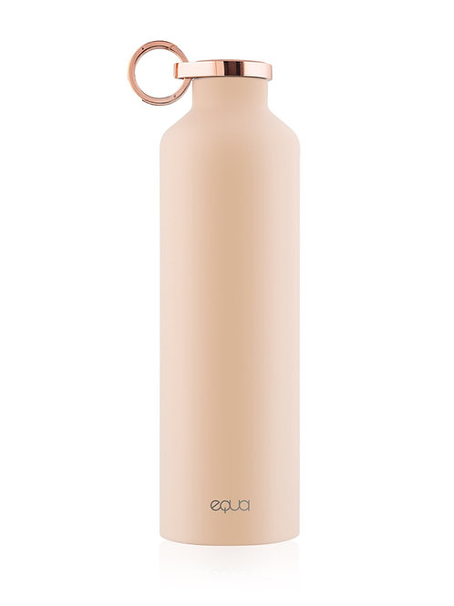 Aqua bottle inox nude