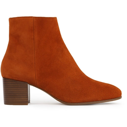 Bottines Terracotta N°299