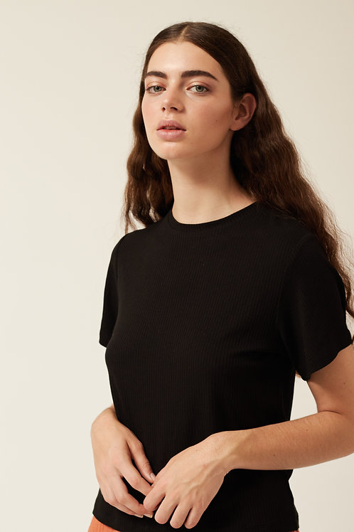 Tula t-shirt noir