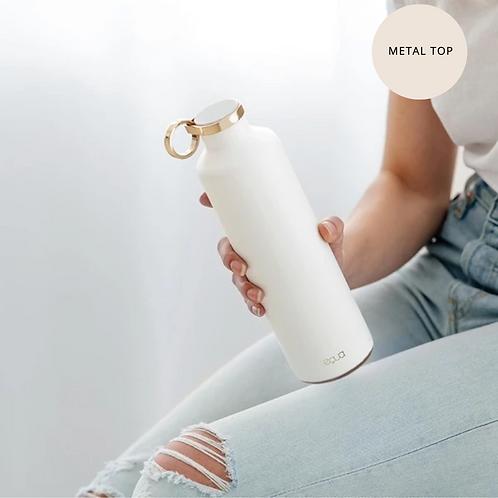 Aqua bottle blanche
