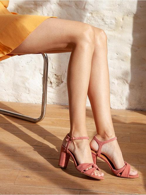 Sandales n° 440 blush