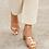 Thumbnail: Sandales n°902 dorées