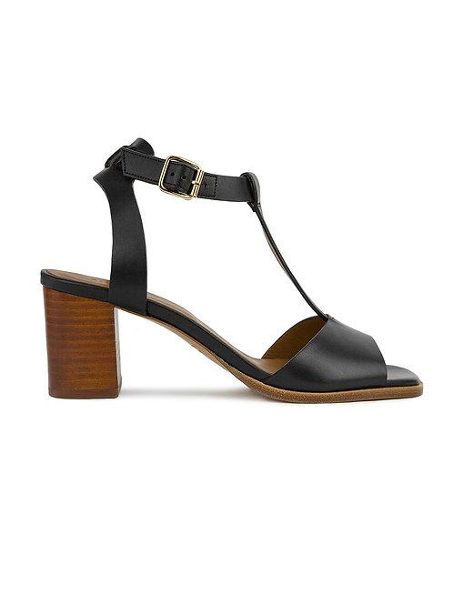 Sandales n°651 noires
