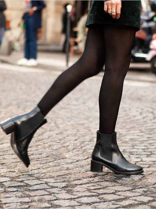 Bottines n°289 noires