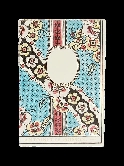 Cahier Guirlandes de fleurs
