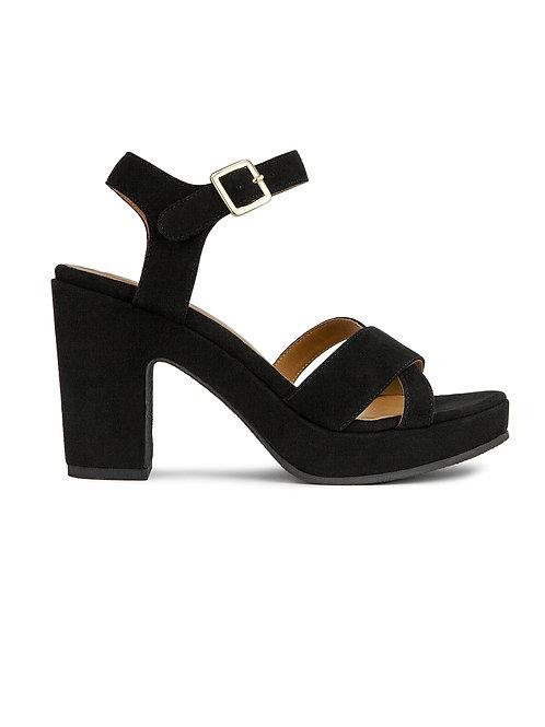 Sandales n°105 noire