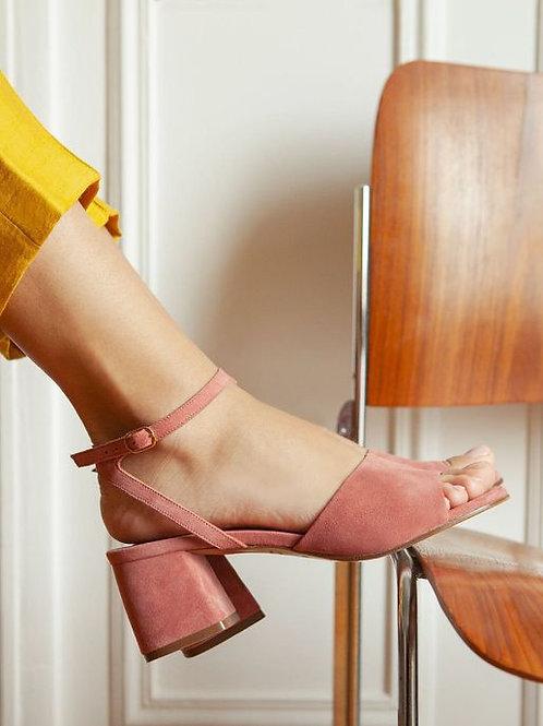 Sandales n°889 blush