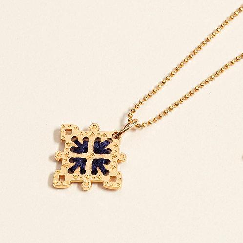 Amulette carrée